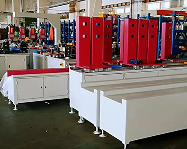 Brief Introduction of Main Functions of Sanitary Ware Machinery